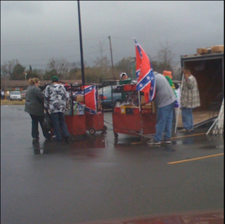 Confederate Flags galore